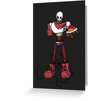 Cool dude! Greeting Card