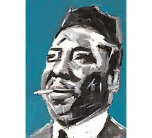 Muddy Waters Delta Blues Musician Photographic Print