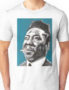 Muddy Waters Delta Blues Musician Unisex T-Shirt