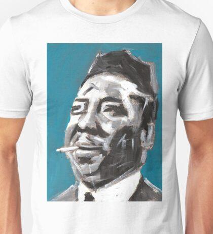 Muddy Waters Delta Blues Musician Unisex T-Shirt