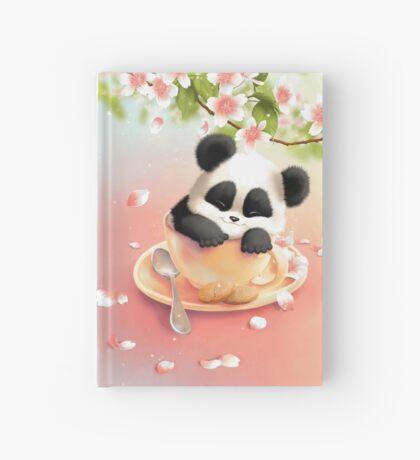 Panda Cub Cup Hardcover Journal