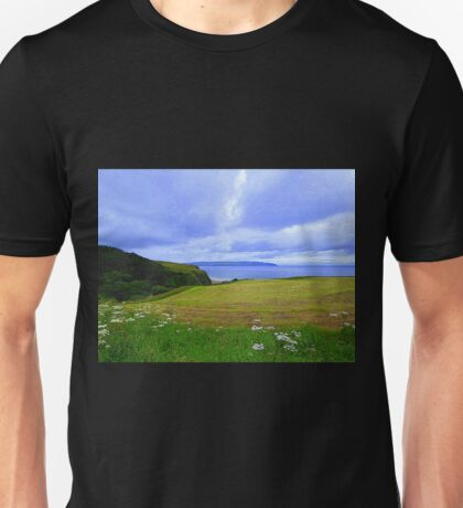 The View From The Demesne.....................N Ireland Unisex T-Shirt
