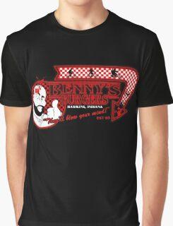 Stranger Burgers Graphic T-Shirt