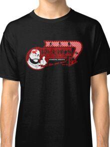 Stranger Burgers Classic T-Shirt