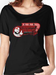 Stranger Burgers Women's Relaxed Fit T-Shirt