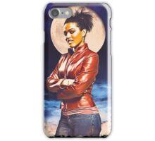 Martha Jones (vignette) iPhone Case/Skin