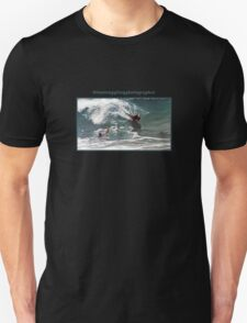 The Struggling Photographer Unisex T-Shirt