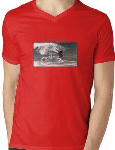 The Struggling Photographer Mens V-Neck T-Shirt