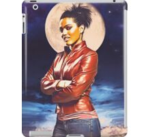 Martha Jones (vignette) iPad Case/Skin