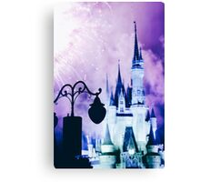 wishes come true  Canvas Print