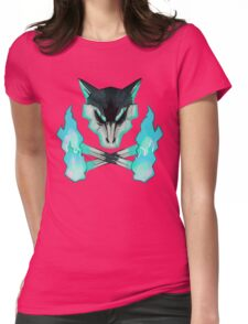 Pokemon - Alolan Marowak Womens Fitted T-Shirt