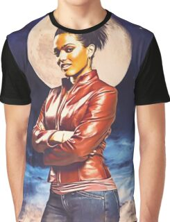 Martha Jones Graphic T-Shirt