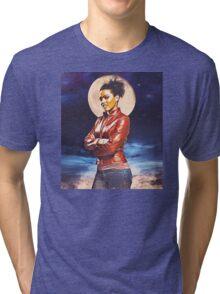 Martha Jones Tri-blend T-Shirt