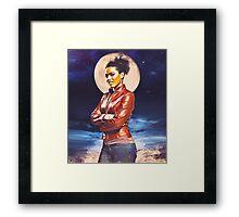 Martha Jones Framed Print