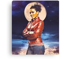 Martha Jones Canvas Print