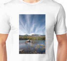 Sandy Stream Pond in Baxter State Park, Maine Unisex T-Shirt