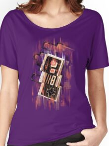 Blurry NES Women's Relaxed Fit T-Shirt