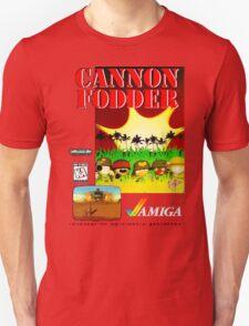 Cannon Fodder Unisex T-Shirt