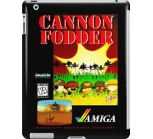 Cannon Fodder iPad Case/Skin