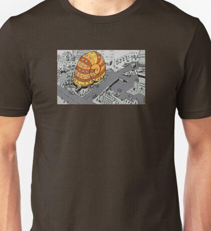 Snailhouse City Unisex T-Shirt