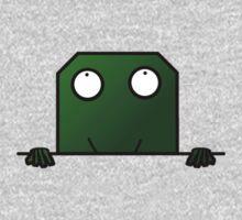 Green Monster Kids Tee