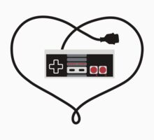 Love Nintendo NES Kids Clothes