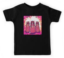 Radiant Daleks Kids Tee
