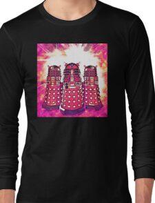 Radiant Daleks Long Sleeve T-Shirt