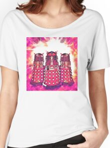 Radiant Daleks Women's Relaxed Fit T-Shirt