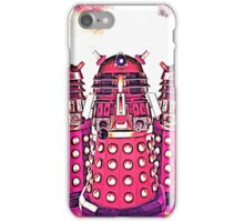 Radiant Daleks iPhone Case/Skin