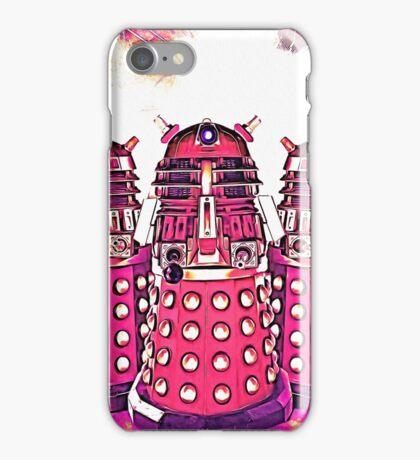 Radiant Daleks iPhone Case/Skin