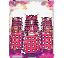 Radiant Daleks iPad Case/Skin