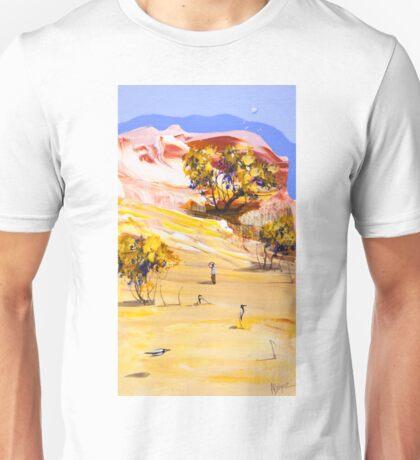 Heading inland Unisex T-Shirt
