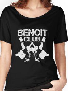 Benoit Club Women's Relaxed Fit T-Shirt