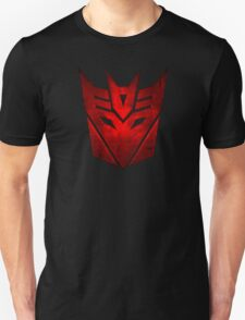 Decepticon RED Unisex T-Shirt
