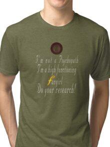 Fangirl firefly Tri-blend T-Shirt