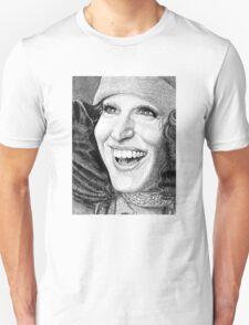 "Divine Miss ""M"" www.AriesArtist.com Unisex T-Shirt"