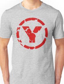 prYda red Unisex T-Shirt