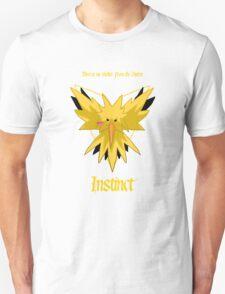 Team Instinct - Zapdos Unisex T-Shirt