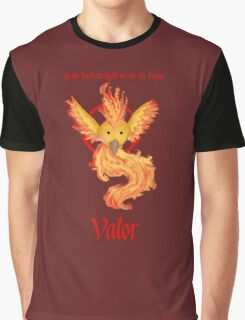 Team Valor - Moltres Graphic T-Shirt