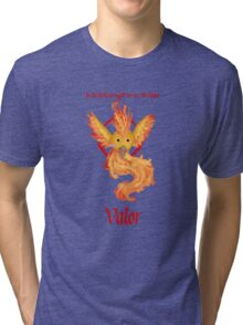 Team Valor - Moltres Tri-blend T-Shirt