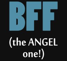 BFF The Angel One! by 2E1K