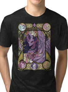 Princess Twilight Sparkle Tri-blend T-Shirt