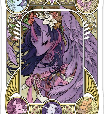 Princess Twilight Sparkle Sticker
