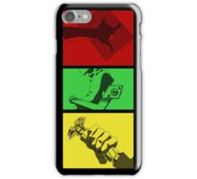 Cowboy Bebop Intro Sequence  iPhone Case/Skin