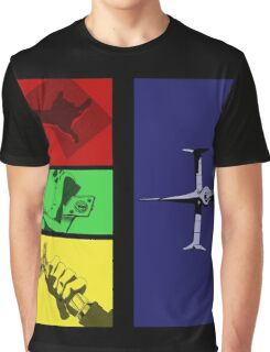 Cowboy Bebop Intro Sequence  Graphic T-Shirt