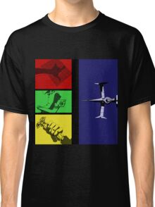 Cowboy Bebop Intro Sequence  Classic T-Shirt