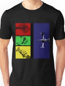 Cowboy Bebop Intro Sequence  Unisex T-Shirt