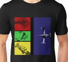 Cowboy Bebop Intro Sequence  Unisex T-Shirt