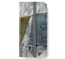 Prayer flags iPhone Wallet/Case/Skin